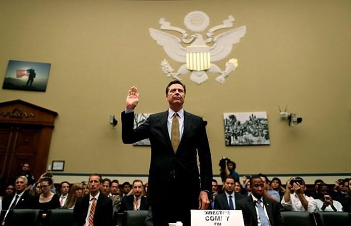 Comey: entrevista do antigo diretor do FBI pode