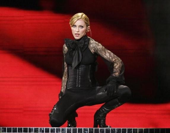Madonna diz que