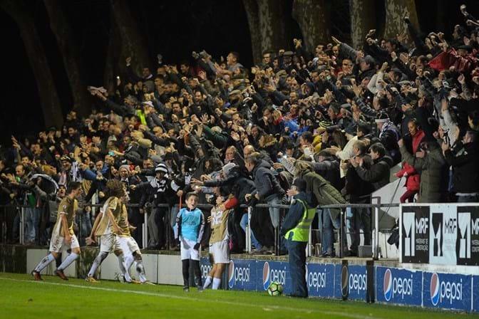 Crónica: Caldas vence Farense no prolongamento e segue em frente na Taça