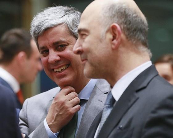 Moscovici diz que Centeno teve estreia