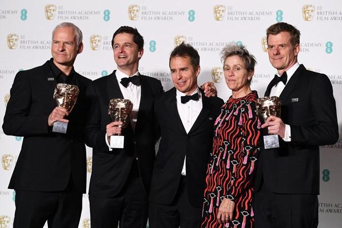 BAFTA: Três Cartazes à Beira da Estrada sai vencedor