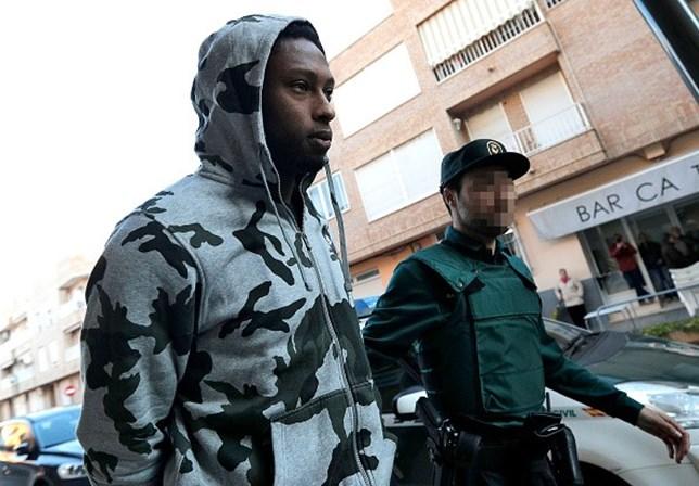 Rúben Semedo continuará preso por risco de repetir crimes