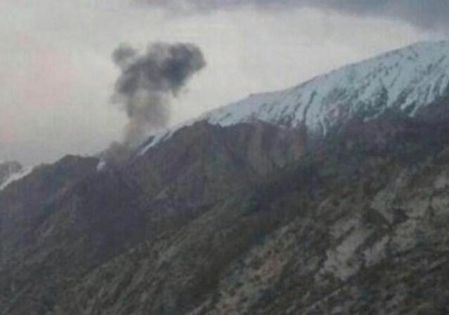 Avião turco cai no sudoeste do Irã, afirma TV estatal