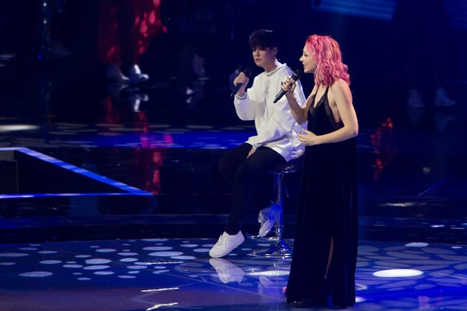 Ana Moura e Mariza juntas na Eurovisão