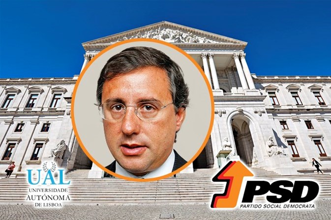Feliciano Barreiras Duarte apresentou demissão — PSD