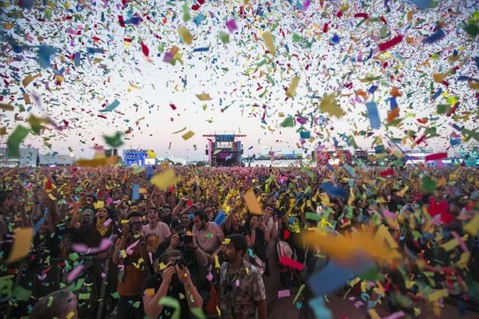 Bilhetes para concertos e festivais mais baratos esta sexta-feira