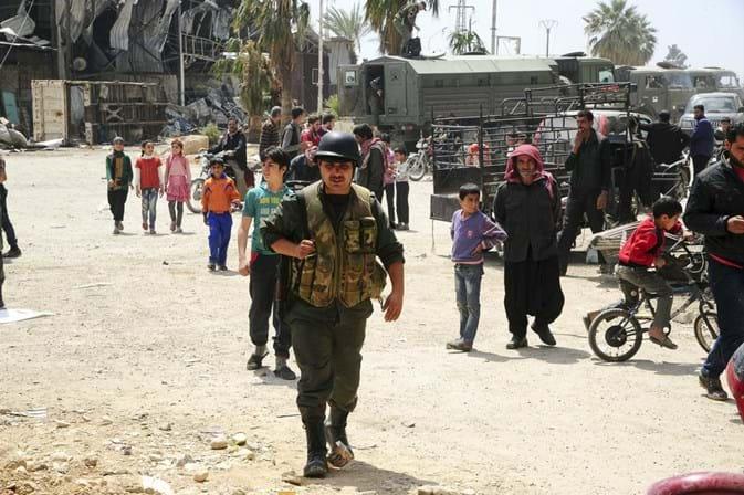 Primeiros especialistas da OPAQ chegam nesta quinta à Síria