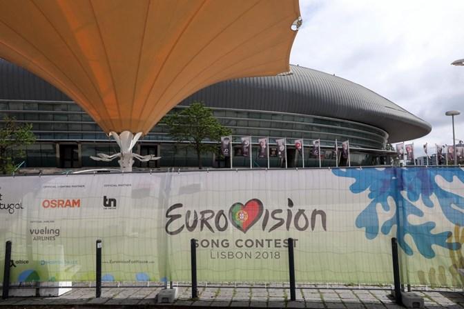 Eurovisão. Concorrente checo magoou-se durante ensaios