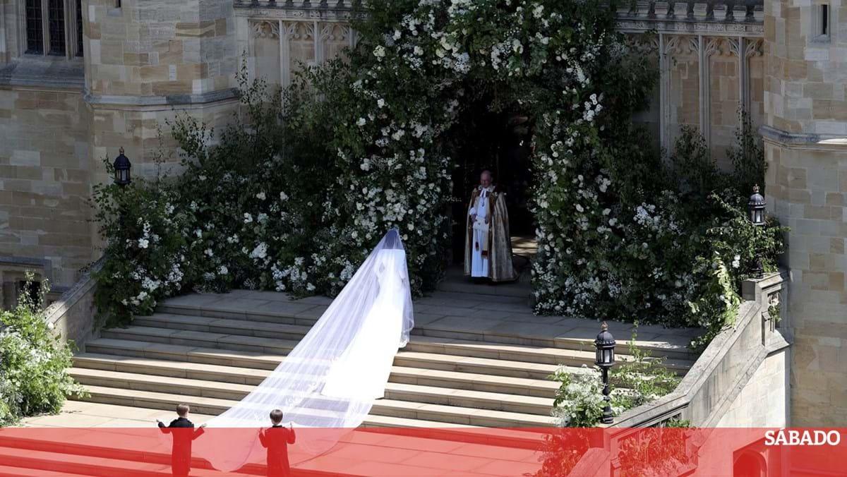 Vestido de casamento de Meghan Markle será exposto | Forbes