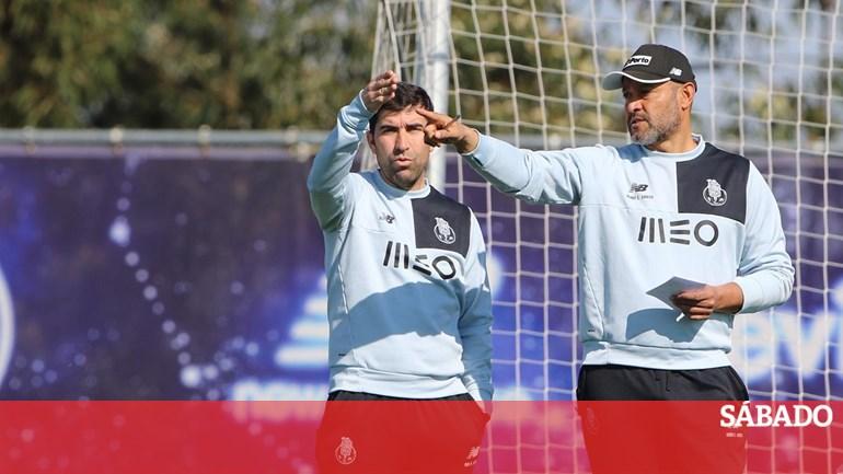 467c694a2b O único foco é a equipa do FC Porto