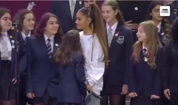 My Everything - Parrs Wood High School Choir and Ariana Grande