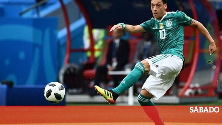 Governo turco manifesta apoio a Mesut Özil - Futebol - SÁBADO 786257d3baf5b