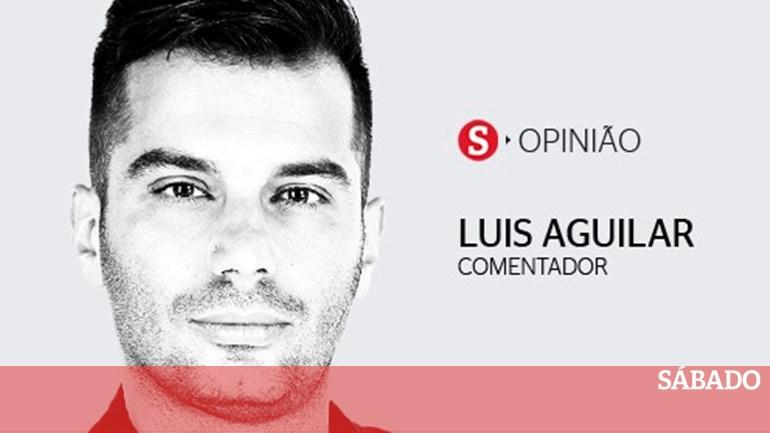 Despertar do pesadelo - Luís Aguilar - SÁBADO a7736af32f1