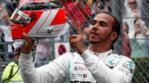 Lewis Hamilton é o desportista europeu do ano