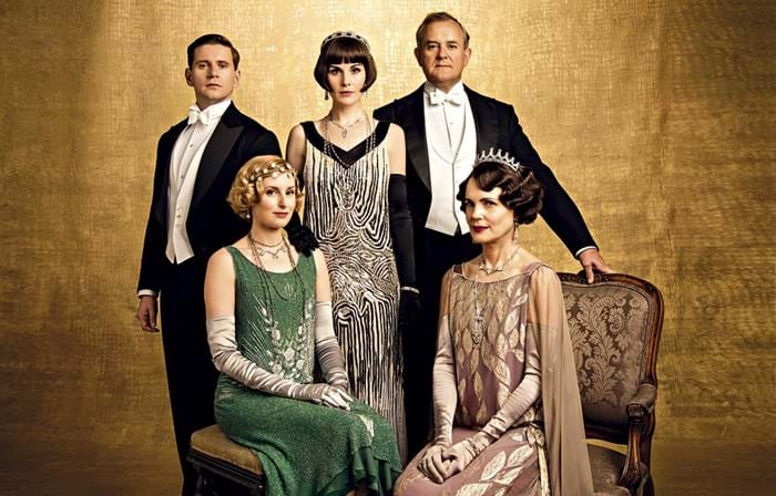 Regresso a Downton Abbey, agora no grande ecrã