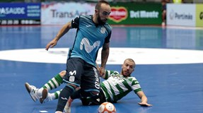 Ricardinho anuncia saída do Inter Movistar