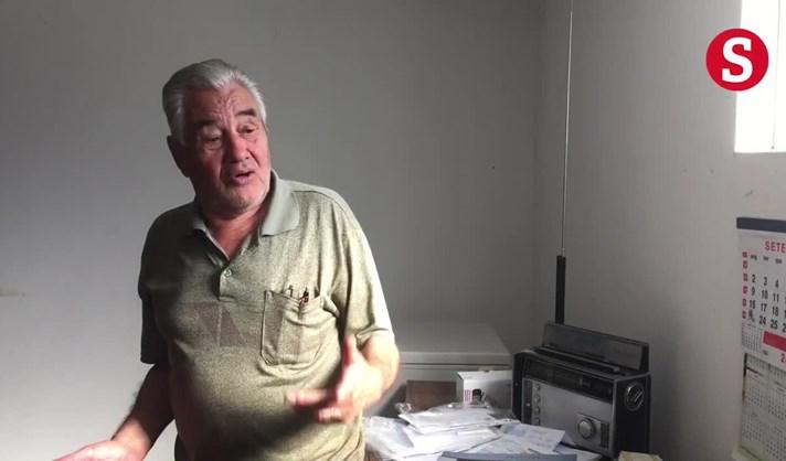Arlindo Costa recorda a viagem no Niassa em 1961