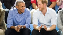 Harry e Meghan querem imitar os Obama